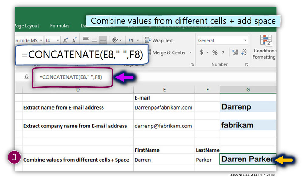 Manipulating the data in the CSV external content file -06