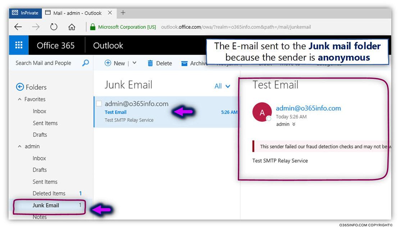 Running the send mail PowerShell -02
