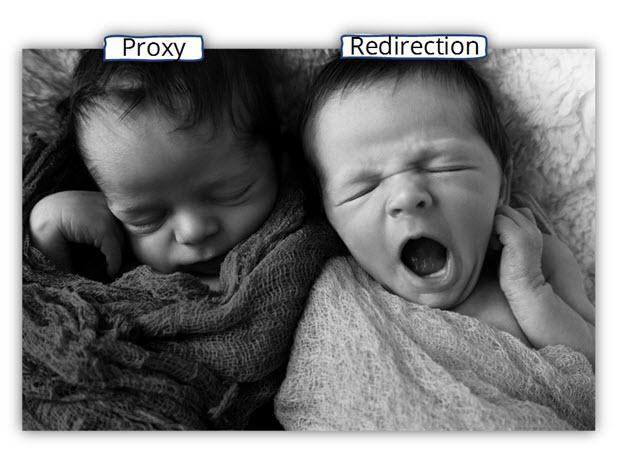 Exchange CAS Proxy versus Redirection
