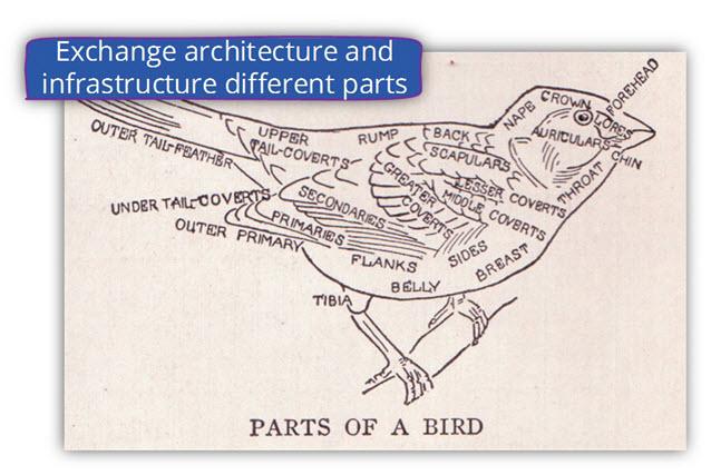 Exchange architecture