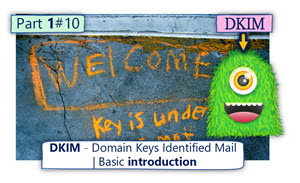 DKIM - Domain Keys Identified Mail | Basic introduction | Part 1#10