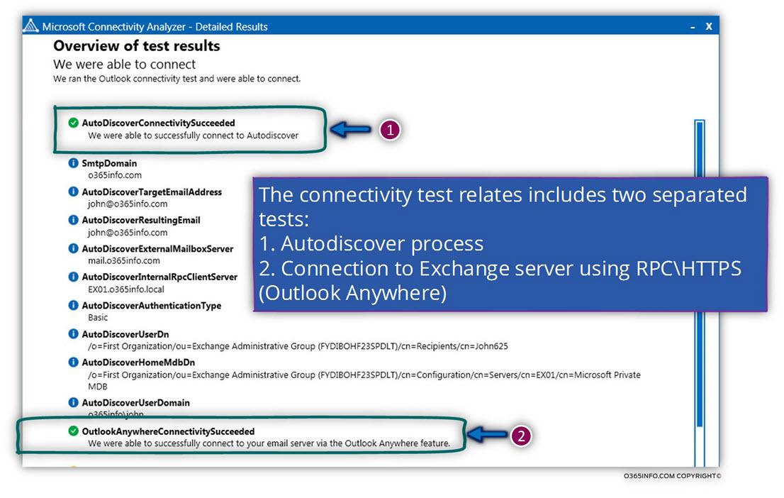 MCA -Microsoft Connectivity Analyzer-01