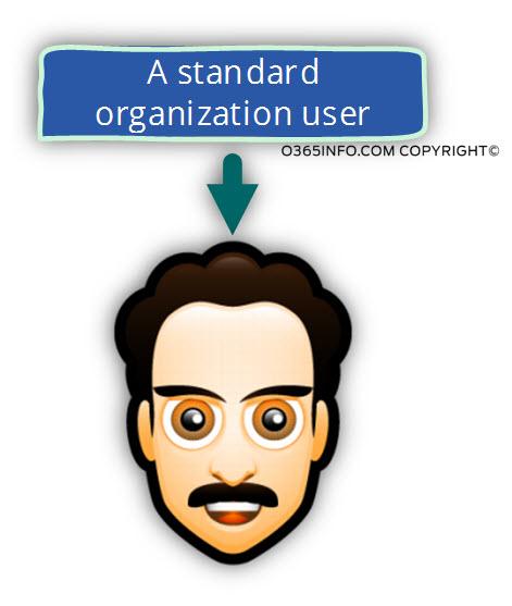 A standard organization user