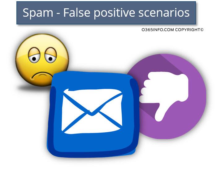 spam -False positive scenarios