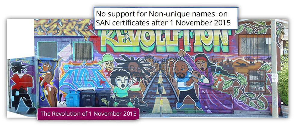 The Revolution of 1 November 2015