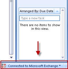 Repair outlook mail profile-Outlook 2007 06