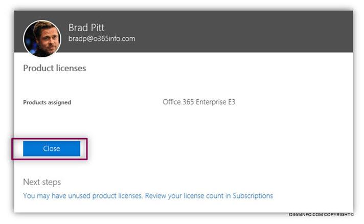 Restore the Soft deleted Exchange Online user mailbox using PowerShell - Undo-SoftDeletedMailbox -06