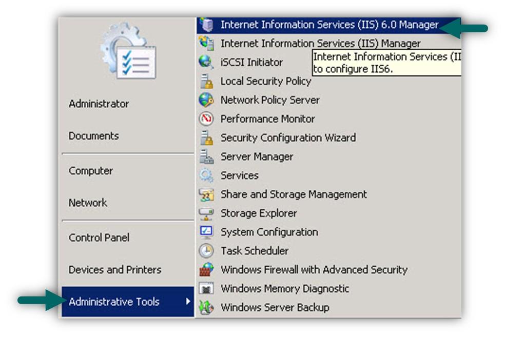 Installing IIS SMTP server -04