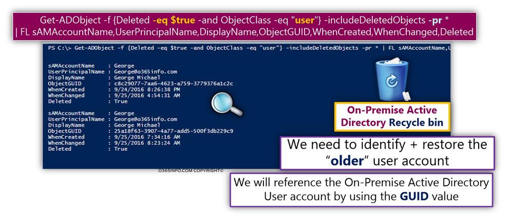 Phase 11-14 -Restoring the original User account -02