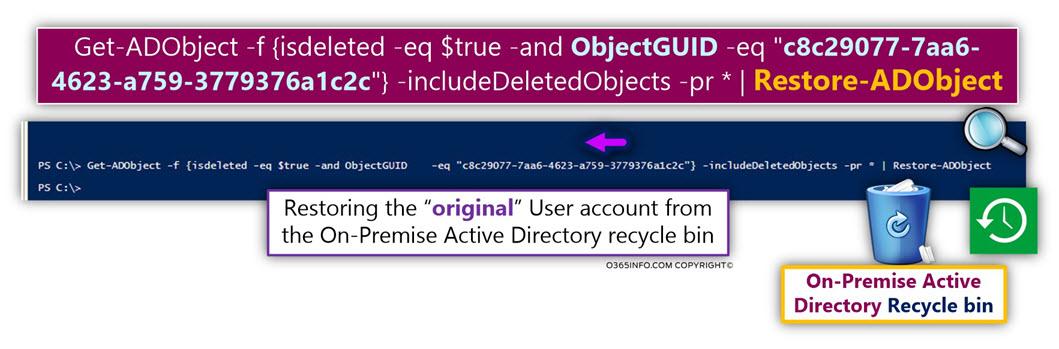 Phase 11-14 -Restoring the original User account -04