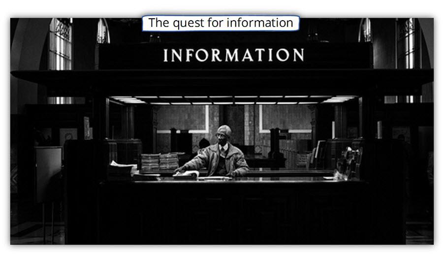 The information provider – Exchange CAS server