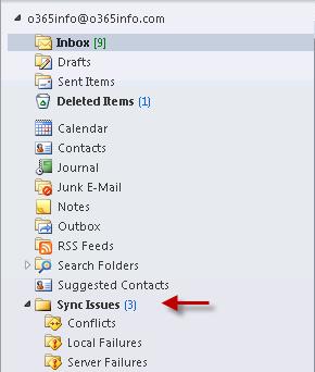Sync issue Folder -02