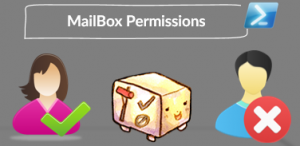 MailBox Permissions PowerShell commands